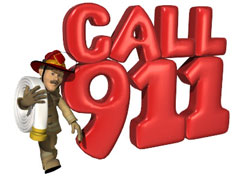 Be sure that your VoIP service provider can correctly handle E911 calls...